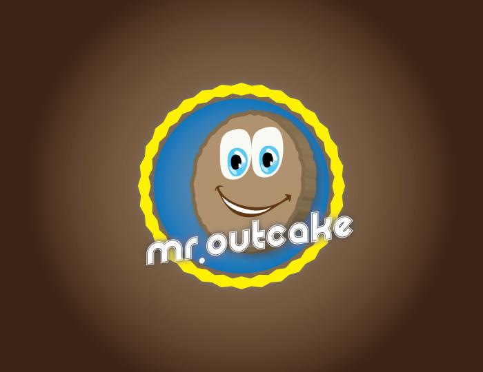 Mr. Oatcake! Logo Design